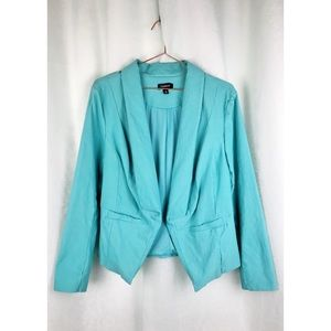 Torrid Cutaway Front Blazer Jacket